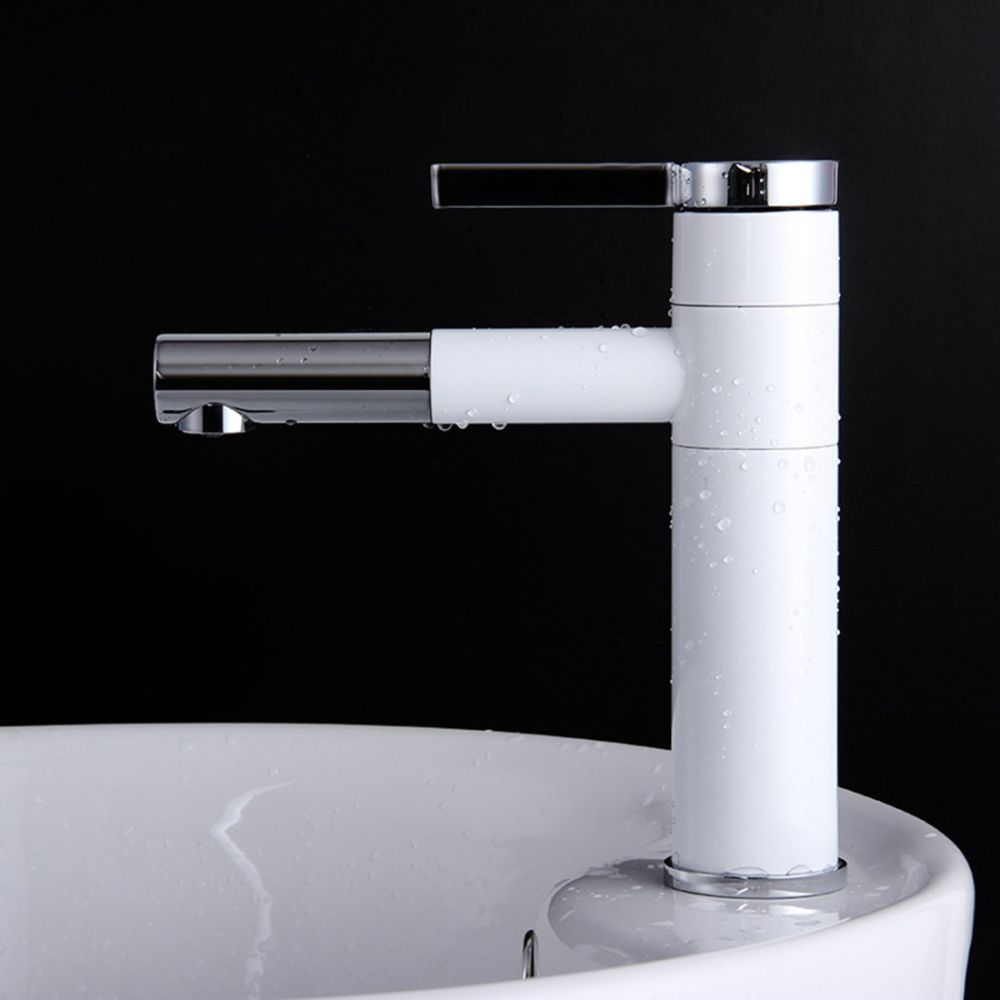 Shop for FLG Single Handle One Hole Bathroom Sink Faucet with ...
