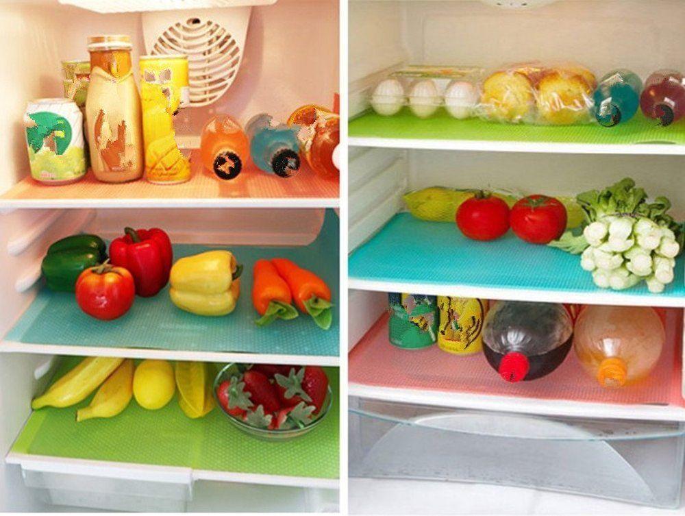 shelf inches ip liners liner brand clear feet refrigerator x fridge duck