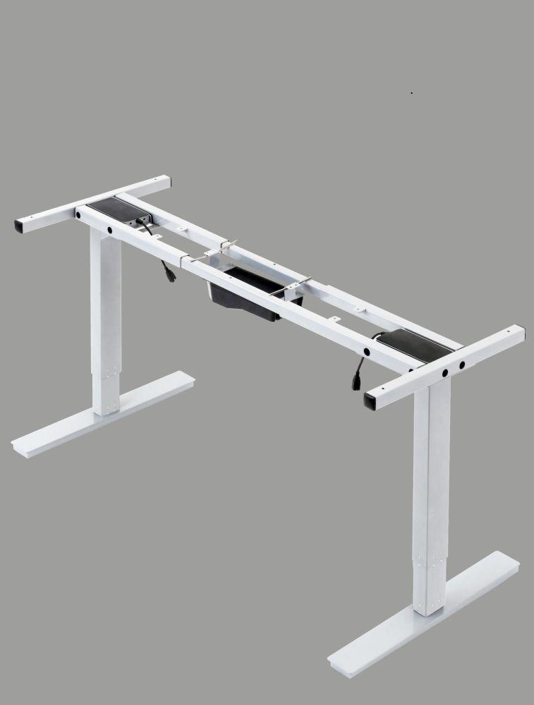 Shop for Electric Height 2 Motors 2 Stages Adjustable Standing Desk ...