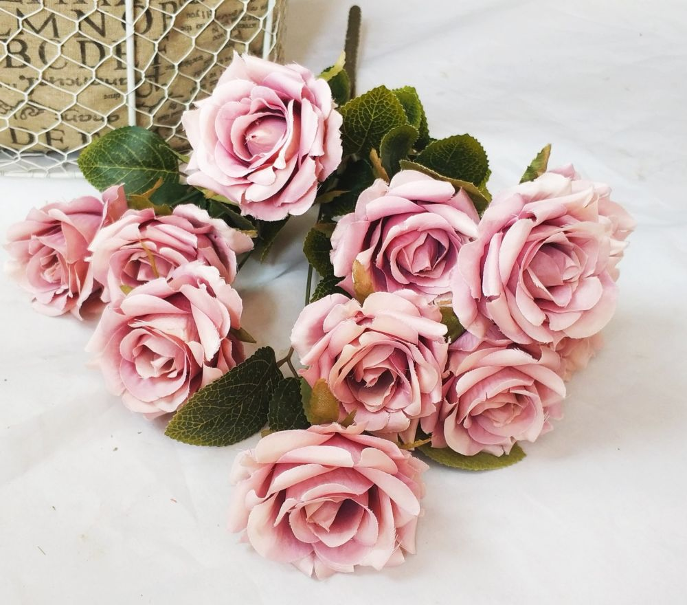 Shop For Roses Silk Artificial Flowers For Home And Wedding Festival