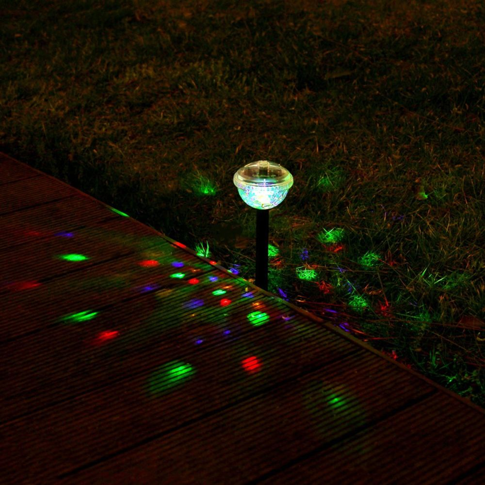 Shop for gigalumi solar lights outdoor color changing garden led shop for gigalumi solar lights outdoor color changing garden led light landscape pathway lights solar pool disco lights 1 pack at wholesale price on mozeypictures Image collections