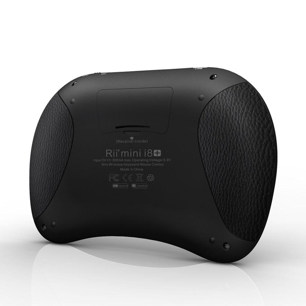 Shop for Rii I8+ Bt Mini Wireless Bluetooth Backlight Touchpad