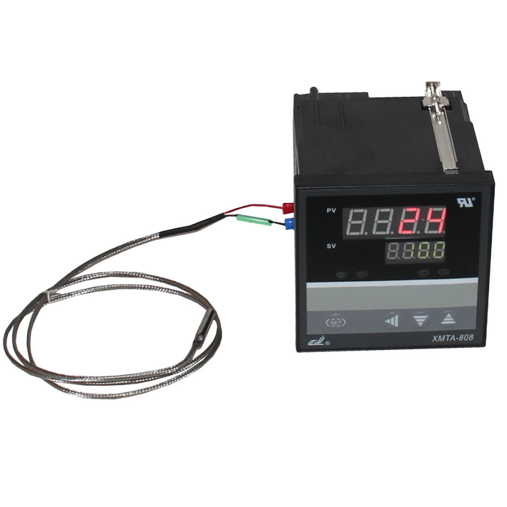 Shop For Xmta 808g Industrial Digital Pid Temperature Controller Complete Package Thermocouple Probe Ssr With Output At Wholesale Price On