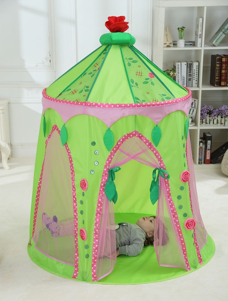 Shop for Multicolor Small Size Princess Castle Play Tent Girl Play Tent at the Competitive Price on CROV.com & Shop for Multicolor Small Size Princess Castle Play Tent Girl Play ...