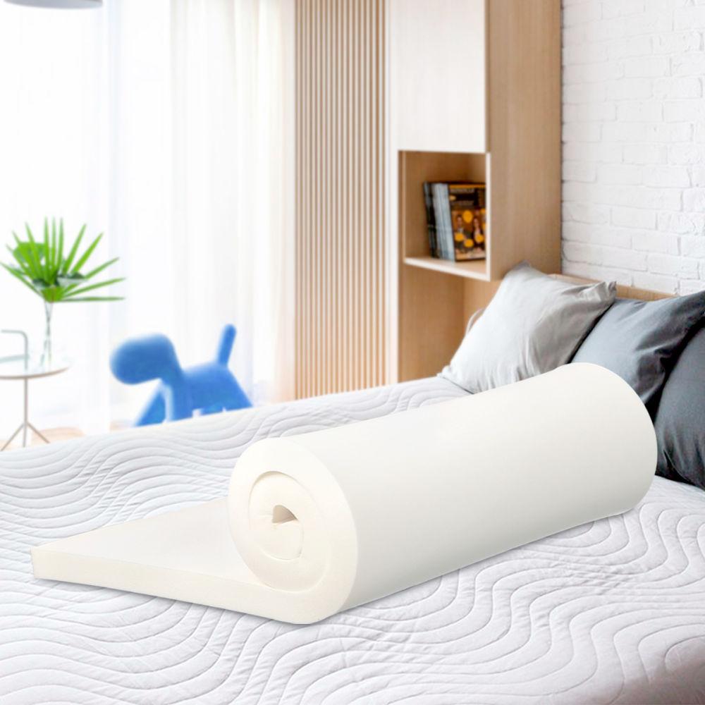 Shop for ESHINE 2-inch Memory Foam Mattress Topper Bed Mat Protector ...