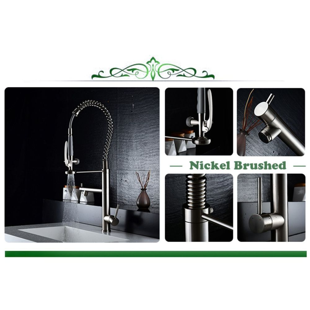 Shop for FLG Touch on Kitchen Sink Faucet,Commercial Pull Down Pre ...