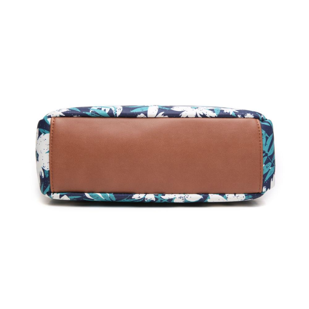 e1013b65b4 Shop for Aitbags Canvas Tote Bag for Women PU Leather Floral Purse ...
