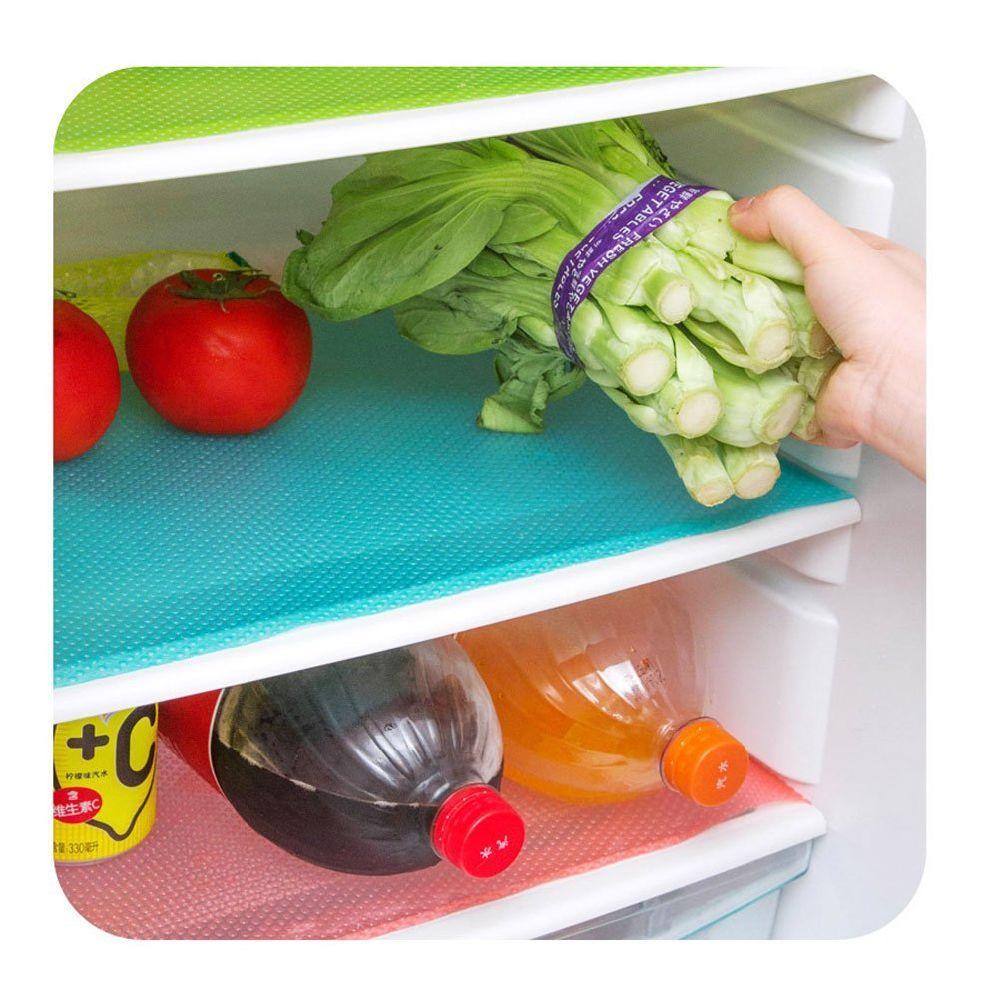 Shop for Fridge Mats, EVA Refrigerator Liners Washable Can Be Cut