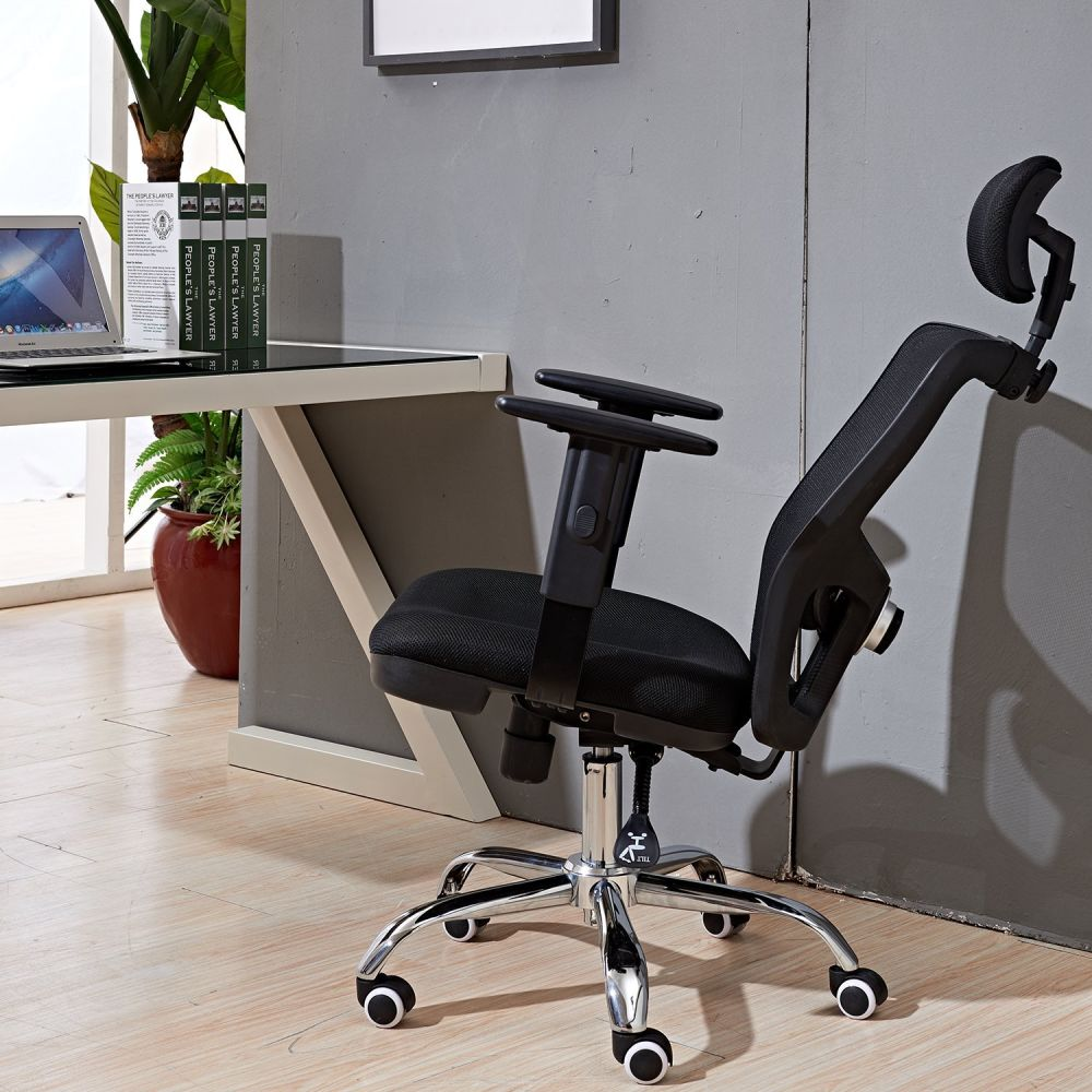Mesh Office Chair With Headrest Designs