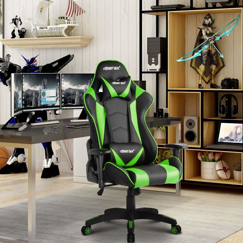 Ergonomic High Back Computer Chair Find The Best Deals On Merax