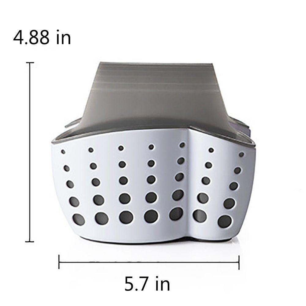 Shop for Sponge Holder Sink Caddy Soap Holder for Kitchen ...