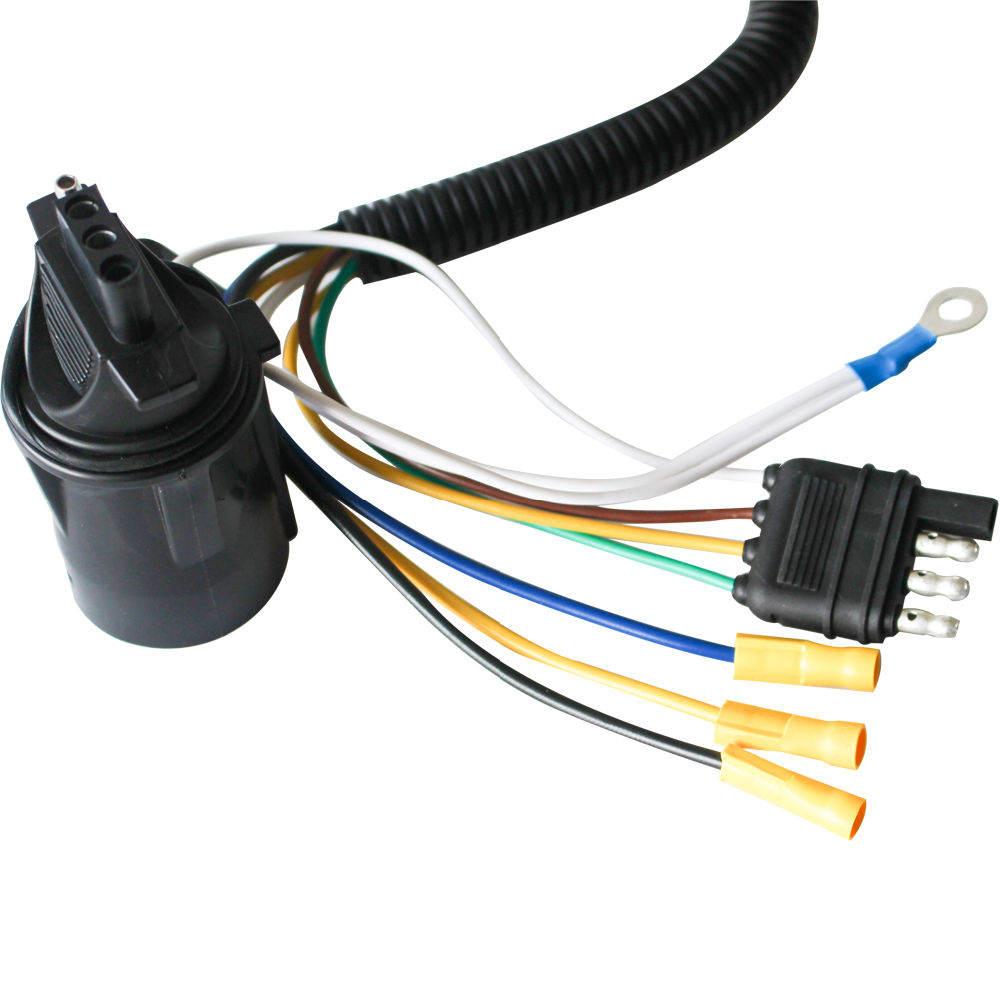 7 Pin Male To 4 Pin Female Wiring Harnes 20131 7 pin