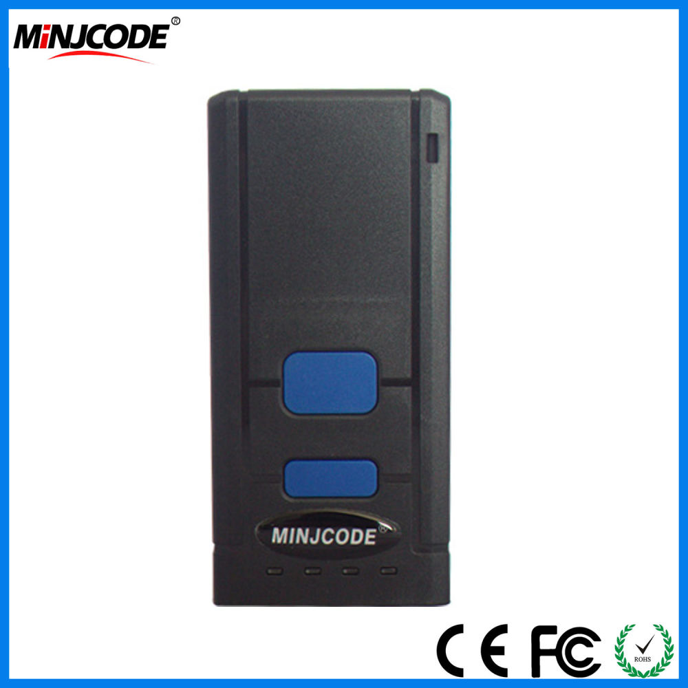 Shop for 1D Portable CCD Red Light Wireless Bluetooth Barcode
