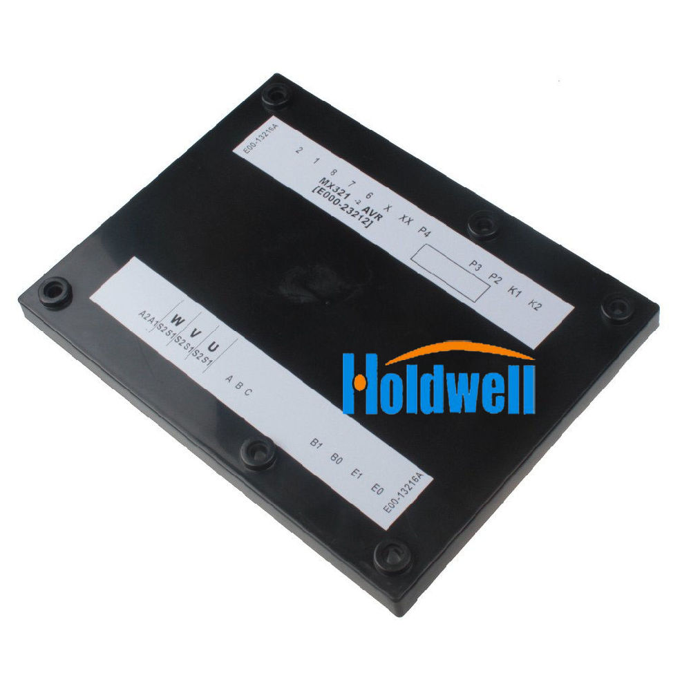 Shop For Holdwell Automatic Voltage Regulator Avr Mx321 Stamford Generator Logo Genset Parts At Wholesale Price On