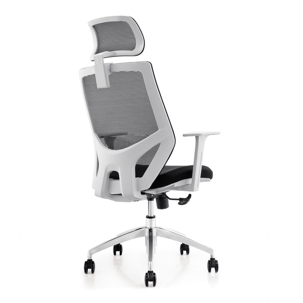 For Topsit Best White Ergonomic Office Desk Chair With Adjule Lumbar At Whole Price On Crov