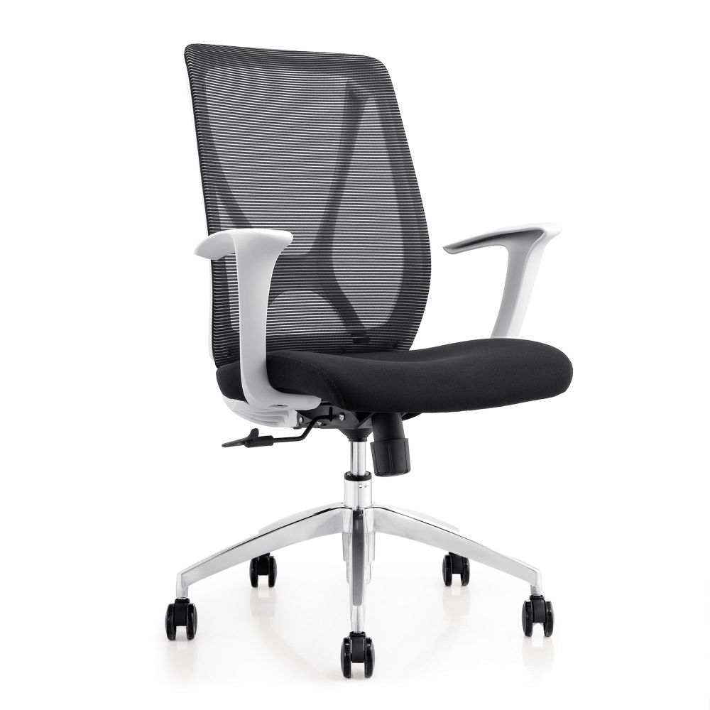 For Topsit White Office Computer Desk Chair At Whole On Crov Com