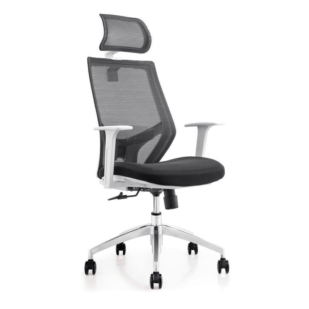 white ergonomic office chairs. Shop For Topsit Best White Ergonomic Office Desk Chair With Adjustable Lumbar At Wholesale Price On Crov.com Chairs Q
