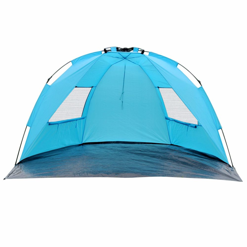 Shop for Portable Beach Canopy Pop Up Sun Shelter Instant Half Sun Beach Tent with Carry Bag at Wholesale Price on Crov.com  sc 1 st  Crov.com & Shop for Portable Beach Canopy Pop Up Sun Shelter Instant Half Sun ...