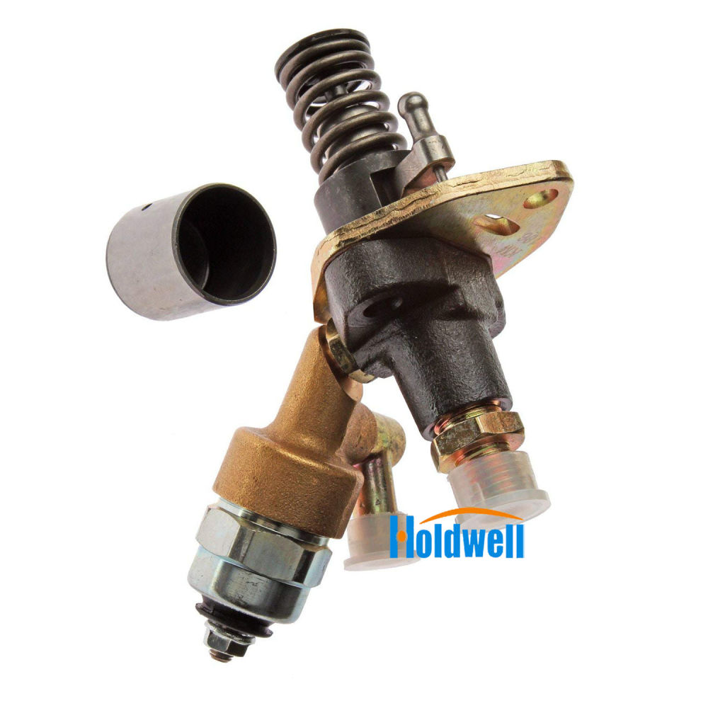 Fuel Injector Pump 186 186F W//solenoid Fit for Yanmar L100 10HP Generator