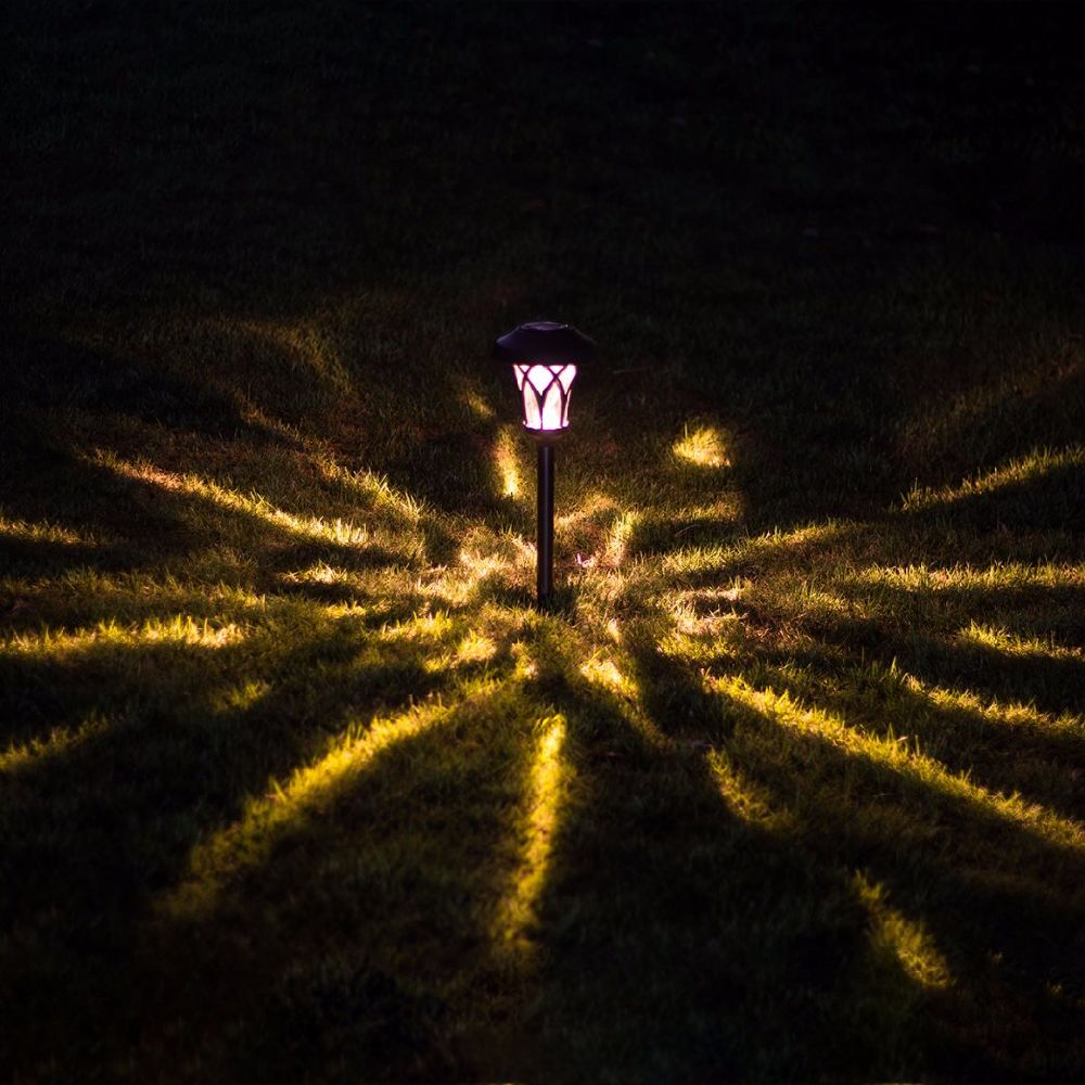 Shop for GIGALUMI Solar Pathway Lights Outdoor, 6 PCS Super Bright ...