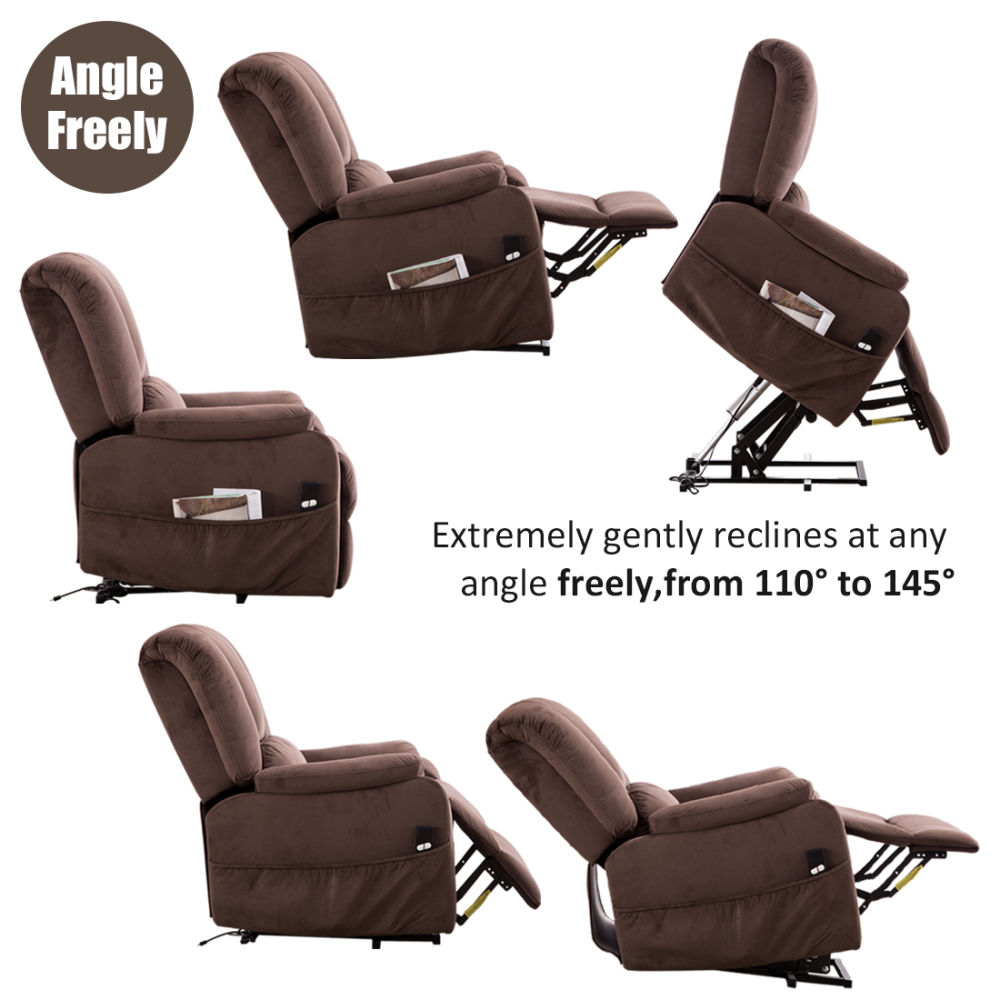 Shop For CANMOV Power Lift Recliner Chair