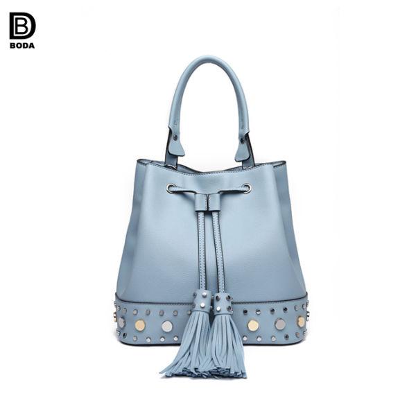 4867c586d9 Shop for New Design Fashion Tassels PU Tote Lady Handbag For Women ...