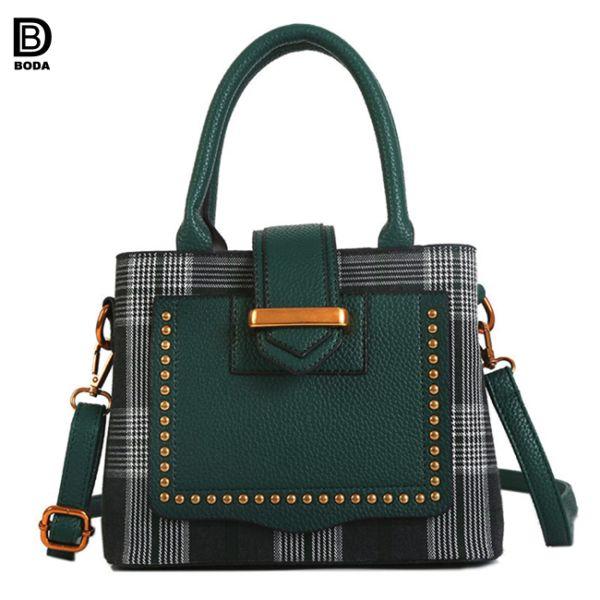 327ae4ed6b Wholesale PU Leather Retro Style Women Handbag With Shoulder Strap
