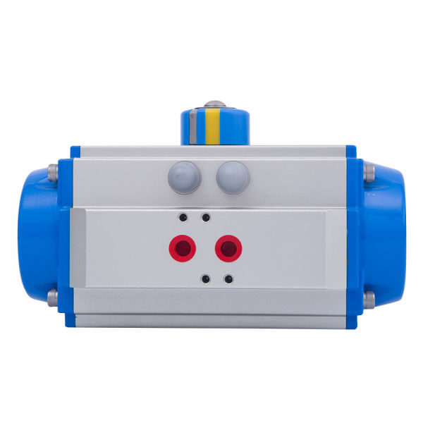 Shop for double acting pneumatic valve actuator. spring return