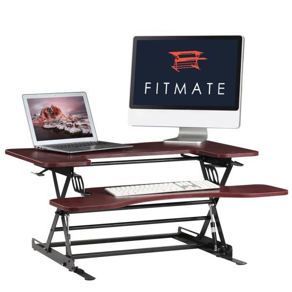 Adjustable Stand Up Desk >> Shop For Fitmate Standing Desk 36 Height Adjustable Stand Up Desk
