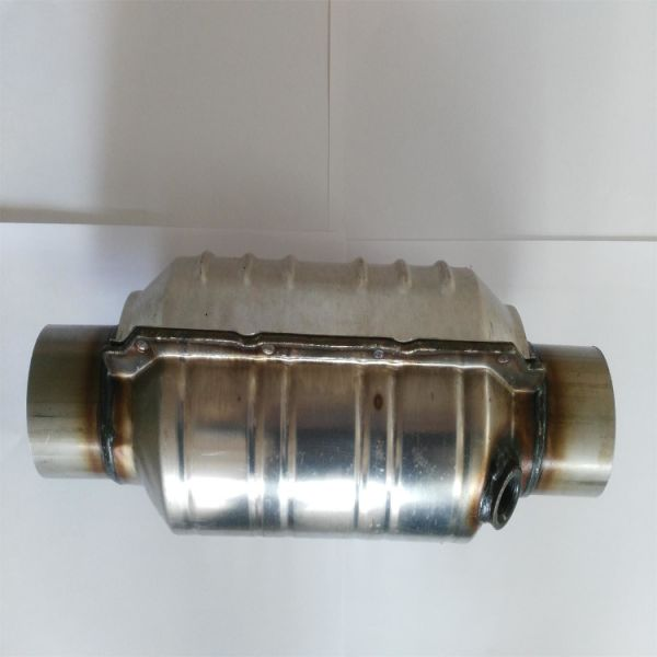 11 inch Catalytic Converter for Car of California Emission Standard 1 Piece  / Box