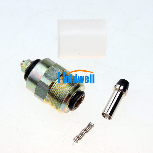 Holdwell Shut Off Solenoid Switch 12V 3903575 0330001015 for Cummins VE  5 9L 1988-1993 1 Piece / Carton
