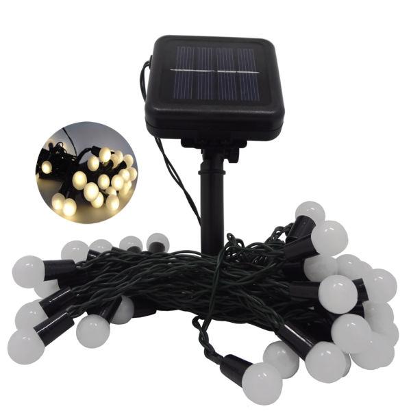 Shop For Solar Globe String Lights 23FT50 Count LED