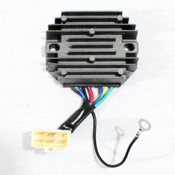Holdwell 12V Voltage Regulator KH61 KH35 KH41 for Kubota Tractor 1 Box / Box