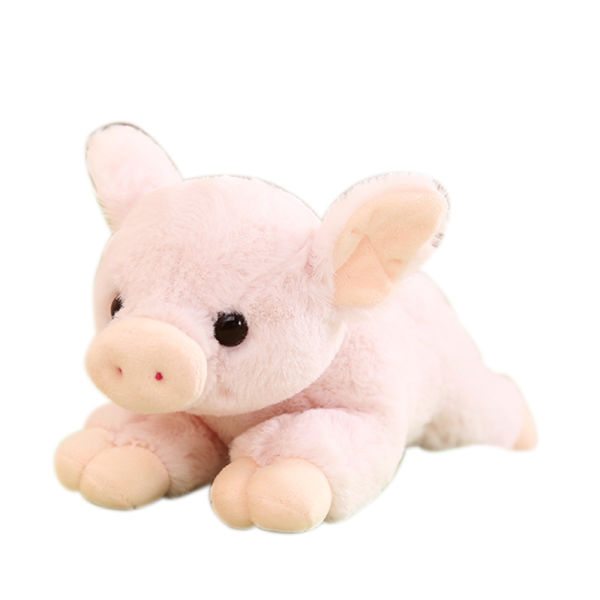 Shop For Cute Pink Super Soft Pig Doll Stuffed Animals Pig Soft Toys