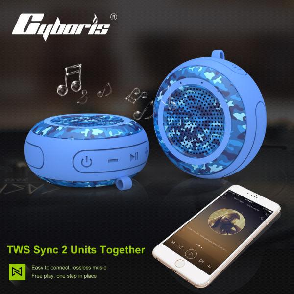 Shop for cyboris ipx7 waterproof outdoor bluetooth speaker - Waterproof speakers for swimming pools ...