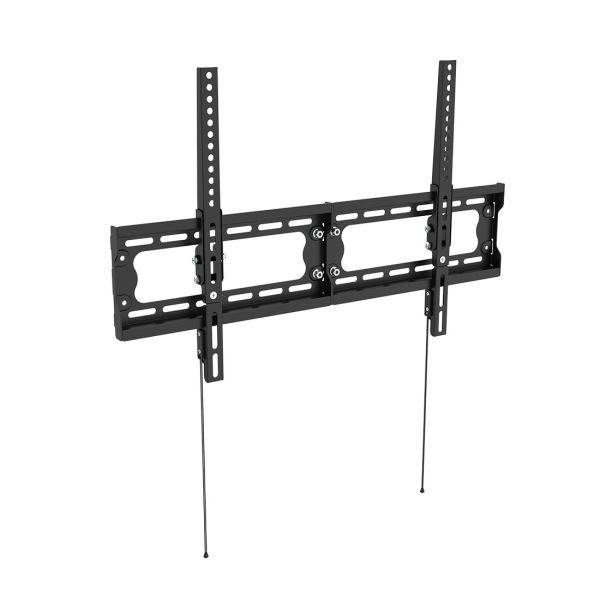 shop for loctek super slim t7m low profile 10 u00b0 tilt tv wall mount bracket  165 lbs loading