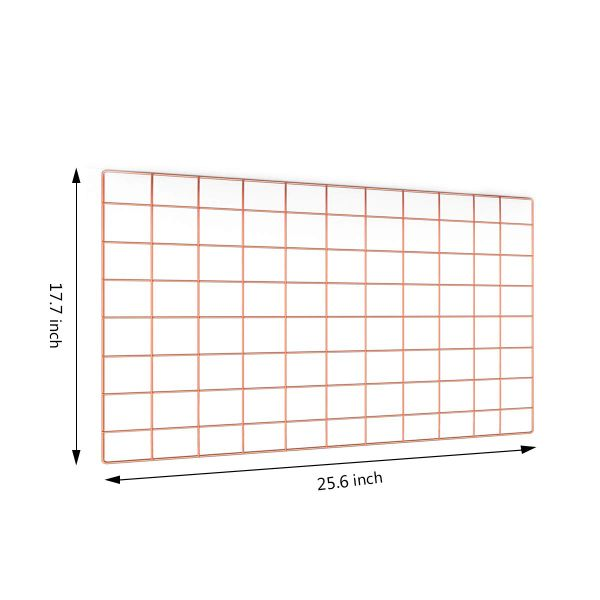 Shop For Wire Wall Grid Panel For Photo Hanging Display