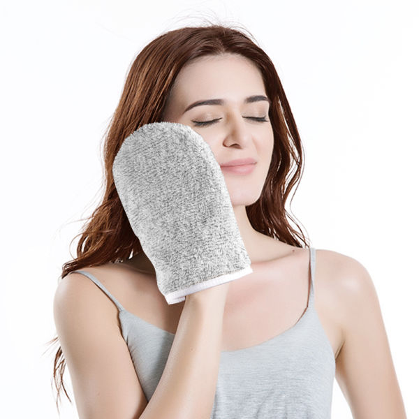 Microfiber Cloth Glove Price: Shop For Sinland Microfiber Face Cleansing Gloves Reusable