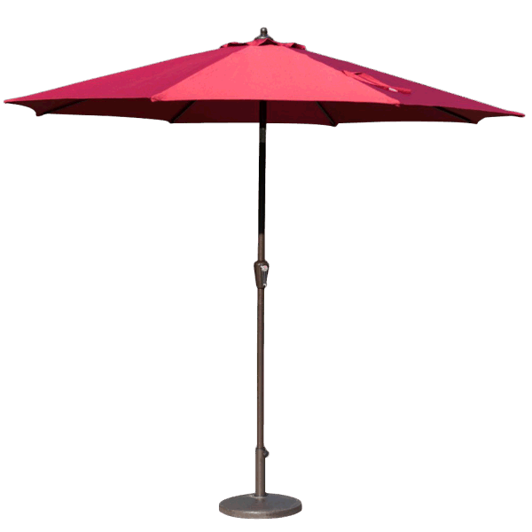 Shop For Toucan Outdoor 10 Ft Market Aluminum Table Patio Umbrella