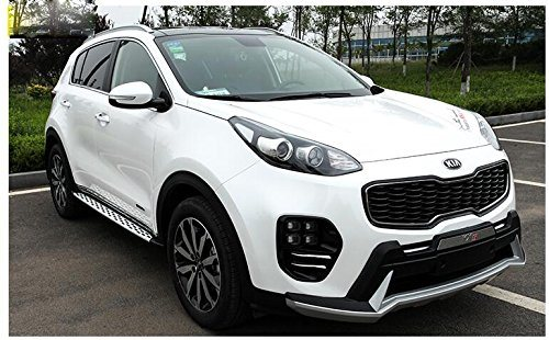 Shop For Side Step For Kia Sportage 2016 2017 Running