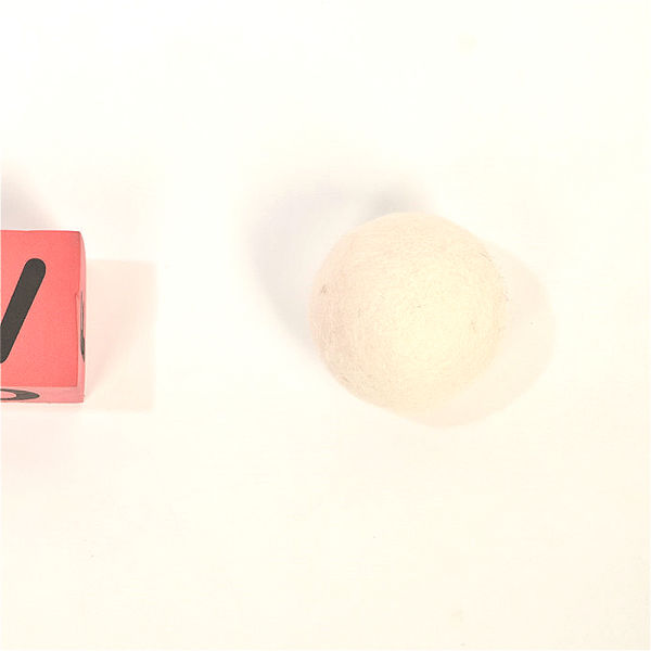 Dryer Ball for Clothes 6cm