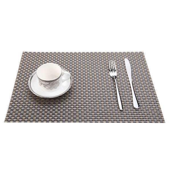 Dining Room Table Placemats: Shop For PVC Heat-resistant Placemats Dining Room
