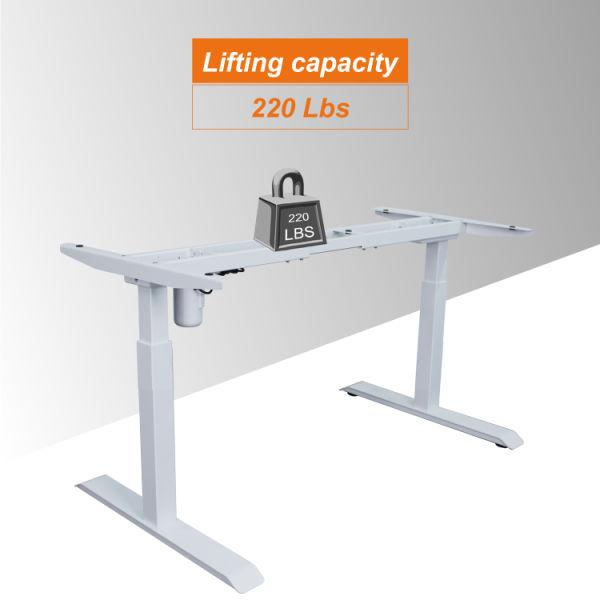 Shop For Aiterminal Electric Standing Desk Frame Single