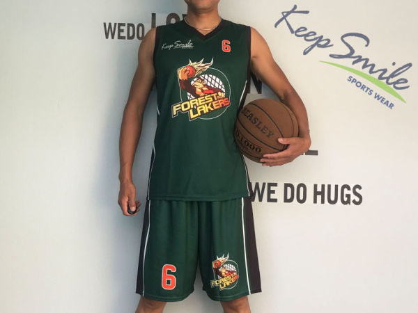 b63cda84f00 Personalized Full Sublimated Custom Basketball Uniform Set with Basketball  Jersey and Basketball Shorts