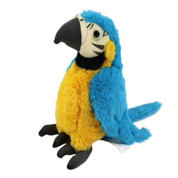 Shop For Realistic Stuffed Animals Parrot Floppy Zoo Parrot Animal