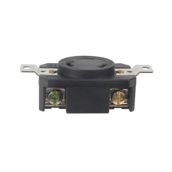 NEMA L5-30r Us Twisting Locking Socket IP20 50 Pieces / Box