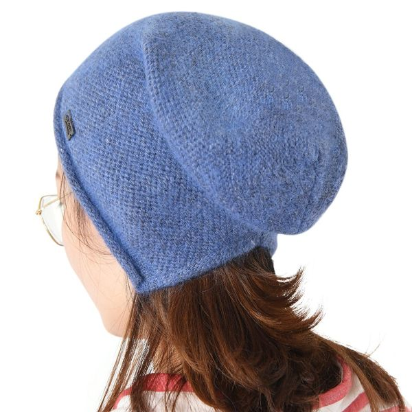 f51ad28c8b9 FURTALK Cashmere Rabbit Hair Winter Women Hat Knitted Beanie Hats for Girls  Skullies Beanies Female AD005