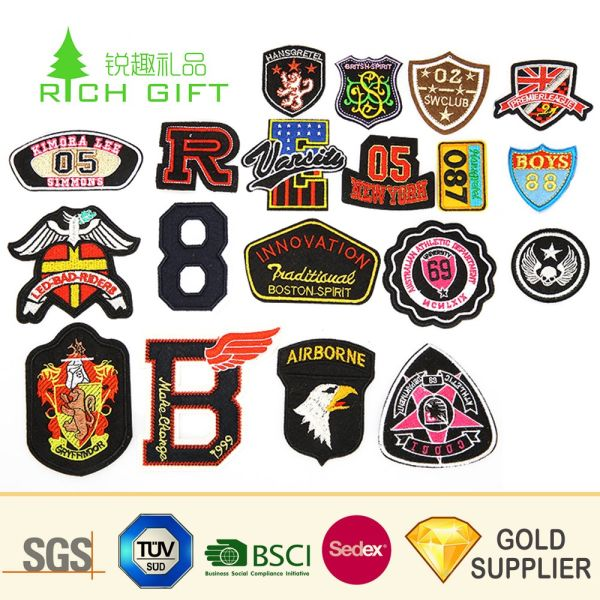 Helpful 3d Medic Tag Embroidery Patch Usa Army Patch Military Morale Patch Tactical Emblem Appliques Embroidered Badges For Clothing Cap A Complete Range Of Specifications Music Memorabilia