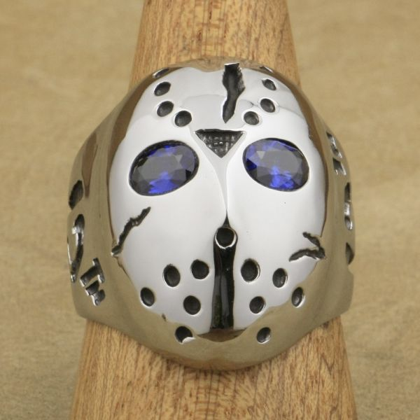 Shop For 316l Stainless Steel Halloween Mask Jason Hockey