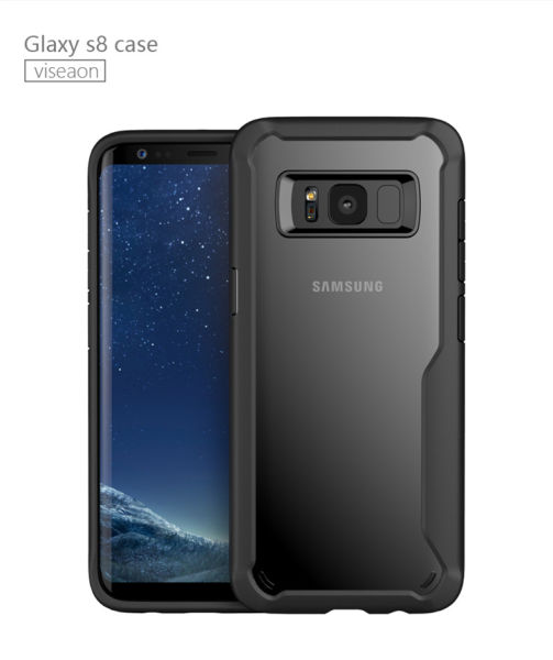 new arrival 23c24 797a1 Spigen Tough Armor Galaxy S8 Plus Case with Reinforced Kickstand and Heavy  Duty Protection for Samsung Galaxy S8 Plus 1 Piece / Case